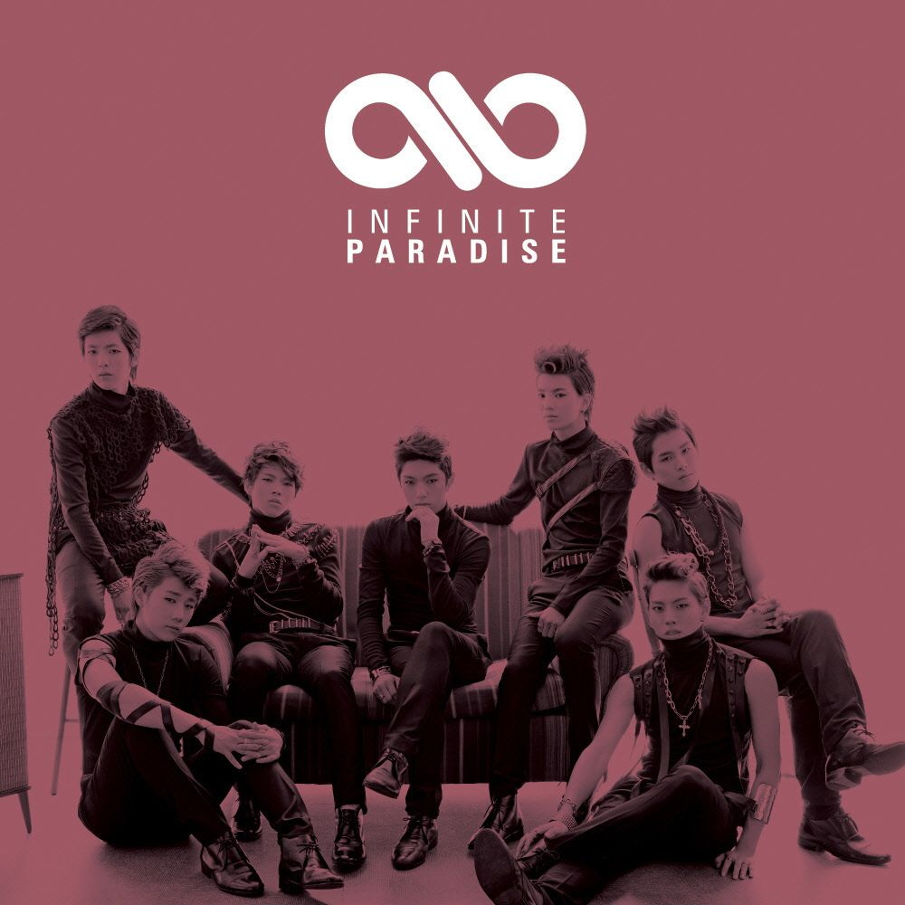 [Album] Infinite   Paradise (Repackage)