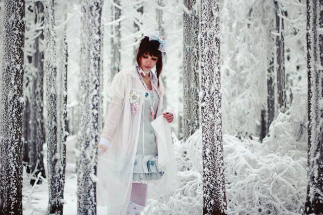 5 things i like about christmas lunie chan for Shooting photo exterieur hiver