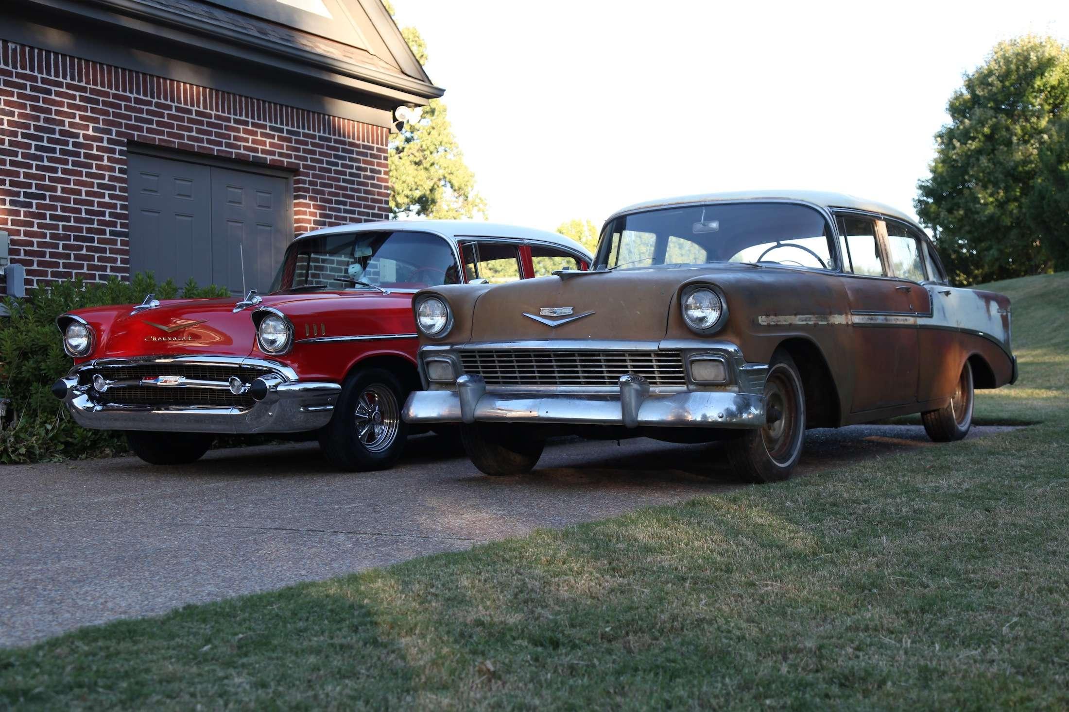 1956 chevrolet bel air 4 door hardtop 113233 - Chevywt 56 Bel Air 4 Door Project Archive Trifive Com 1955 Chevy 1956 Chevy 1957 Chevy Forum Talk About Your 55 Chevy 56 Chevy 57 Chevy Belair