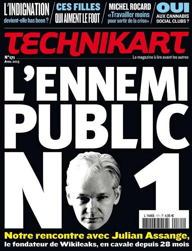 Technikart N°171 Avril 2013