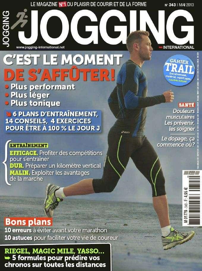 Jogging International N°343 Mai 2013