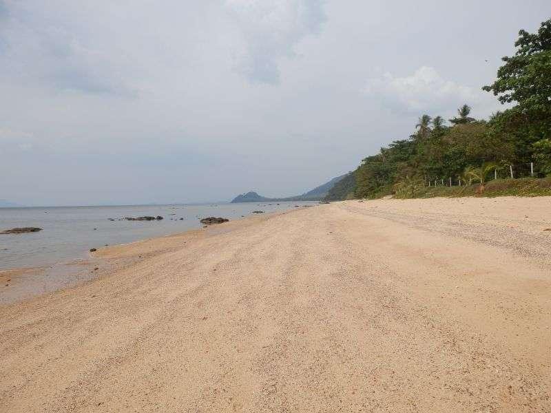 und noch einmal am Libong Beach Resort