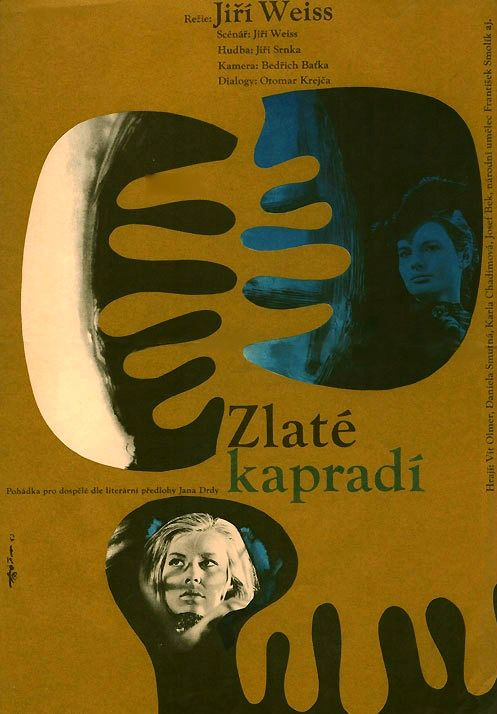 zlatekapra Jirí Weiss   Zlaté kapradí AKA The Golden Fern (1963)