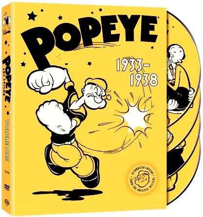 Popeye (braccio di ferro) (1960) (Serie completa) DVD9DVD5 - ITA