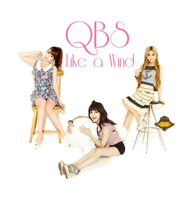 [MP3] T-ARA QBS - Kaze no Youni (Like A Wind)