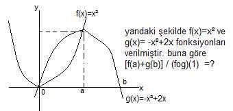 fonksiyon grafiği