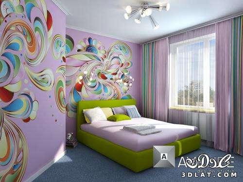 أجمل غرف نوم للاطفال 2013 13014788234.jpg