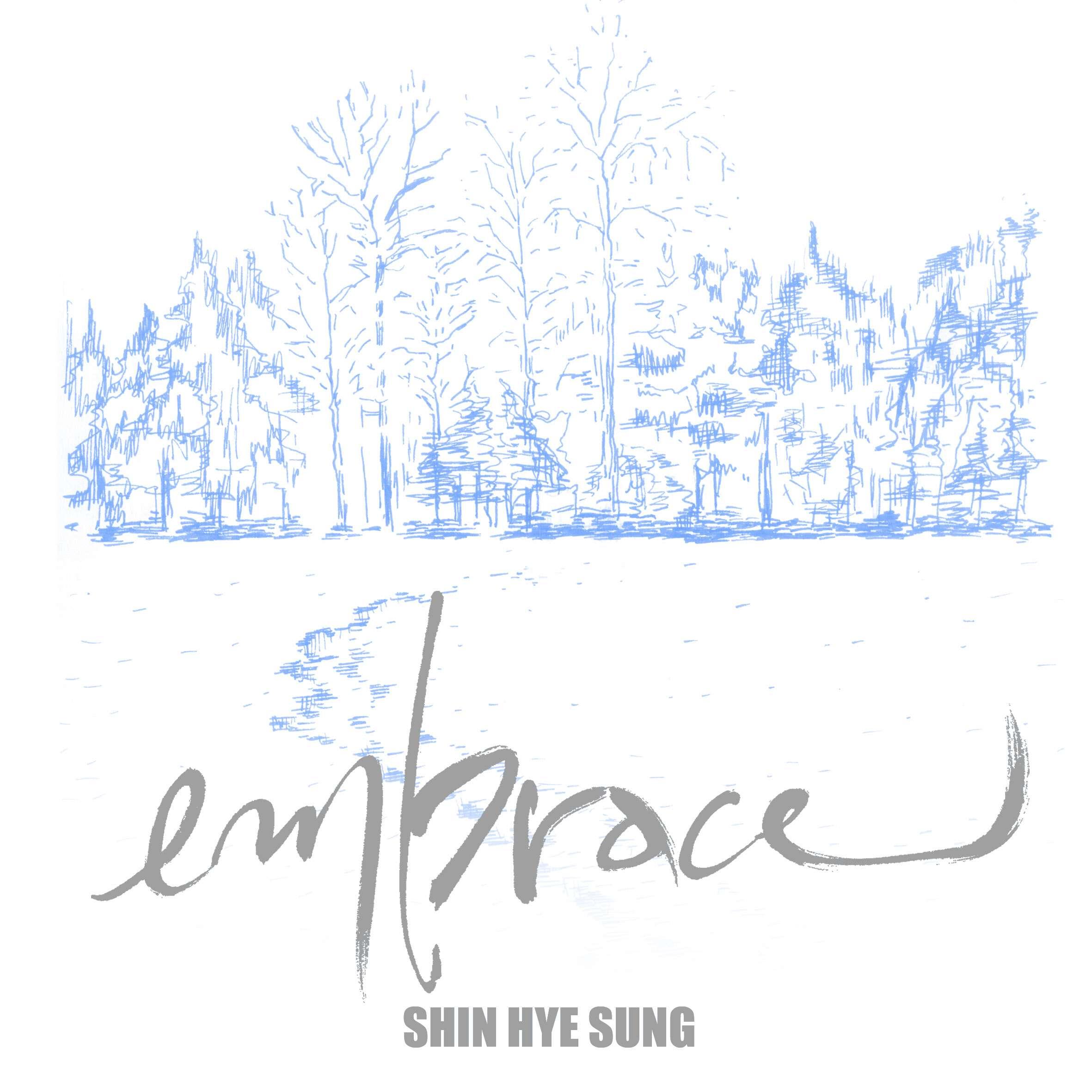 Shin Hye Sung - embrace